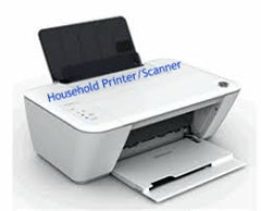 Regular Household Printer Scanner