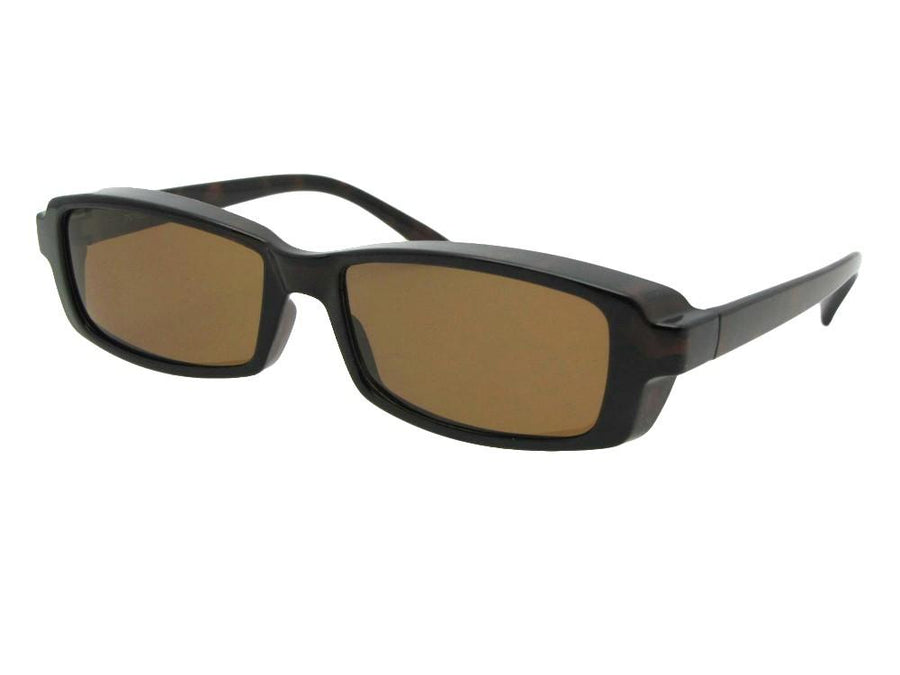Style F12 Smallest Sunglasses Over Glasses