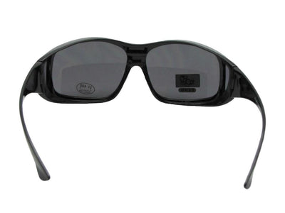 Style F19 Largest Non Polarized Over Glasses