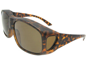 Style F19 Largest Polarized Fit Over Sunglasses