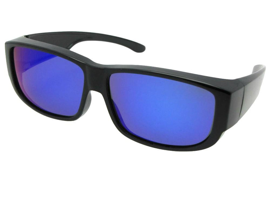 Style F27 Medium Polarized Fit Over Sunglasses