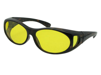 Style F3 Best Small Size Polarized Over Glasses