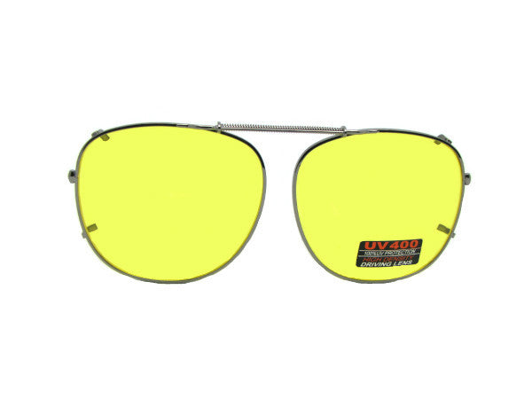 Square Non Polarized Yellow
