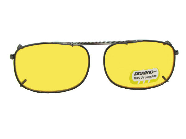 Rectangle Non Polarized Light Yellow
