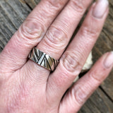 Sterling Fused Rings