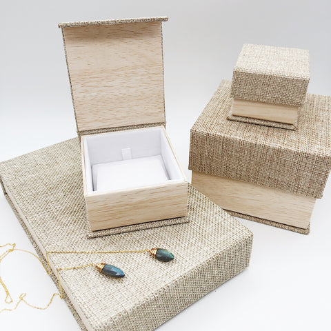 Linen Gift boxes