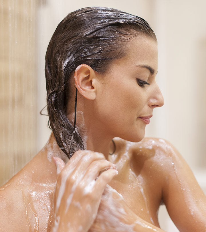 Learn how to wash your hair properly on a daily basis