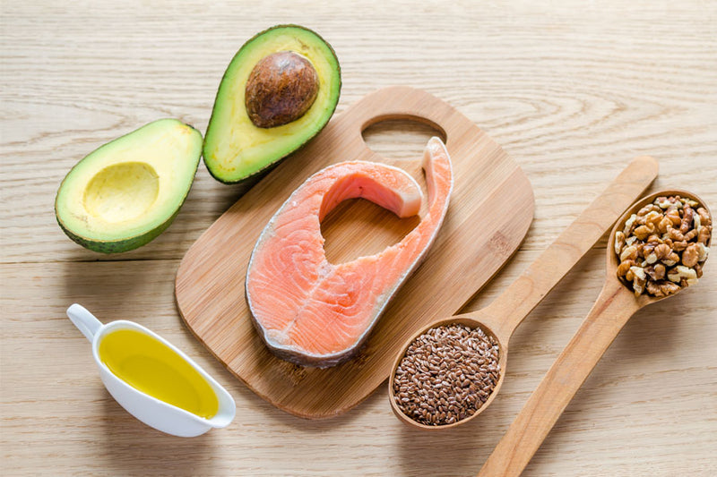 4 POWERFUL FOODS FOR A HEALTHY HAIR
