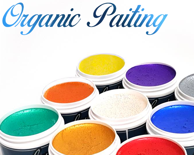 Organic Paints: safety for you and the earth!