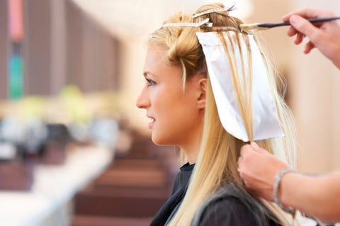 Colloring your hair: everything you need to know before!
