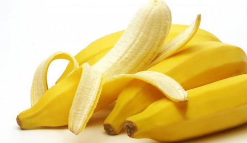 Bananas to help hair hydration