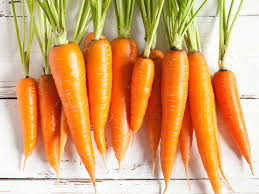 Carrots can make your hair healthier!
