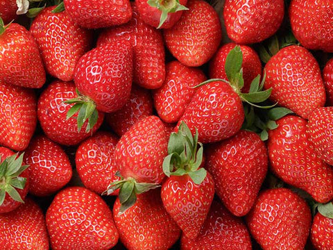 Strawberries can make your hair healthier!