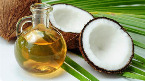 Coconut oil the best natural hydration