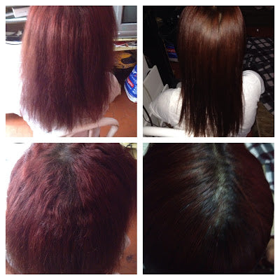 Inoar Moroccan Smoothing treatment product