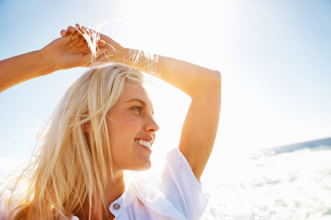 Tips to keep your hair healthy in the summer!