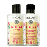 Inoar Go Vegan Curls Duo Kit 2 x 300ml