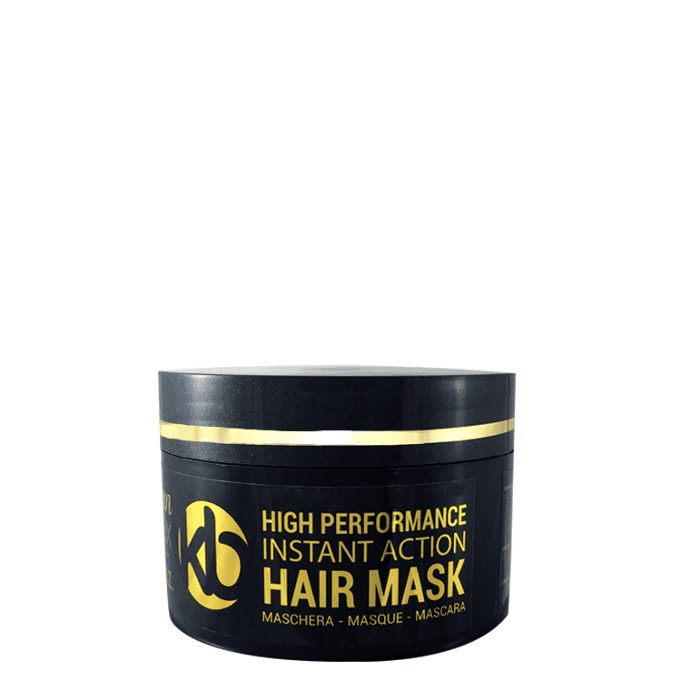 HAIR BOTOX KB MOROCCAN INSTANT MIRACLE RECONSTRUCTION MASK 300g/10,6oz. - Keratinbeauty