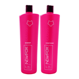 FOX GLOSS BRAZILIAN KERATIN HAIR TREATMENT SET 1000ml/33,81fl.Oz. - Keratinbeauty