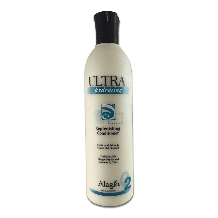 ALAGIO ULTRA HYDRAGTING REPLENISHER HAIR CONDITIONER 400ml/13.5fl/Oz.