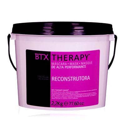 HAIR BOTOX SMOOTHING TREATMENT KB THERAPY RECONSTRUCTION MASK 77,6oz   2,2kg - Keratinbeauty