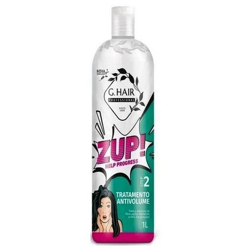 BRAZILIAN KERATIN ZUP G HAIR TREATMENT 1000ml 34oz STEP 2 - Keratinbeauty