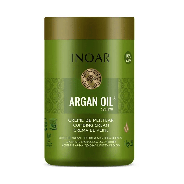 INOAR ARGAN OIL HAIR BALANCE MASK TREATMENT 1kg - Keratinbeauty