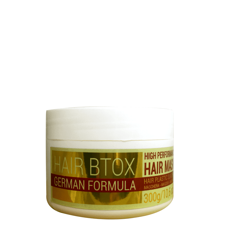 HAIR BOTOX GERMAN FORMULA KB INSTANT ACTION TREATMENT 300g/3,6Oz. - Keratinbeauty