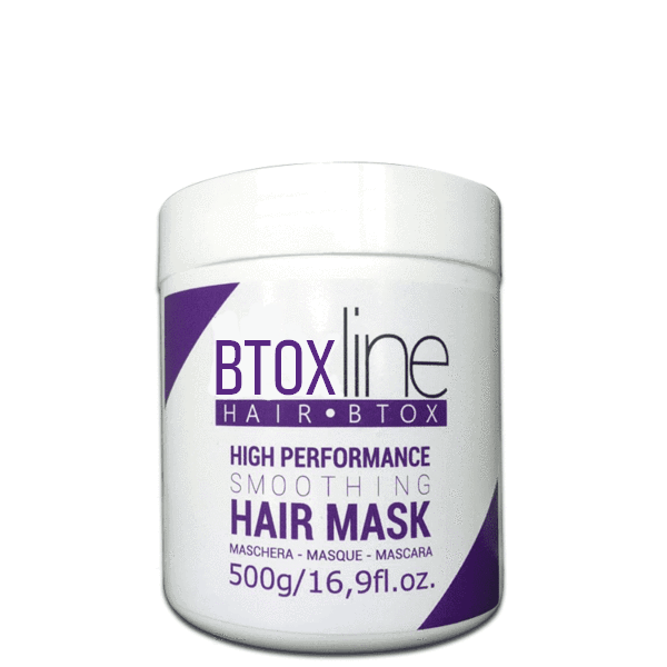 BOTOX FOR HAIR kb LINE RECONSTRUCTION HAIR MASK TREATMENT 500g/17,6fl.oz. [flash sale] - Keratinbeauty