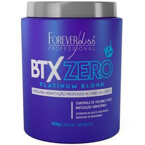 Forever Liss Purple Botox Zero for Blond and Platinum Hair 950g - Keratinbeauty