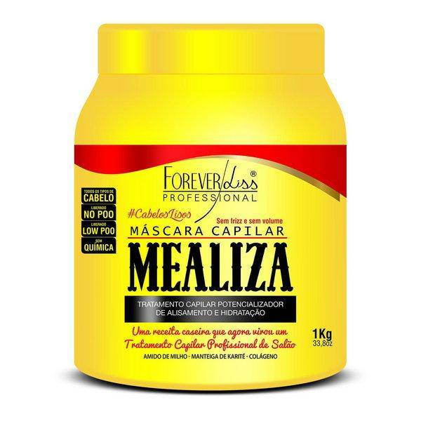 Forever Liss MeAliza Hair Mask 1KG - Keratinbeauty