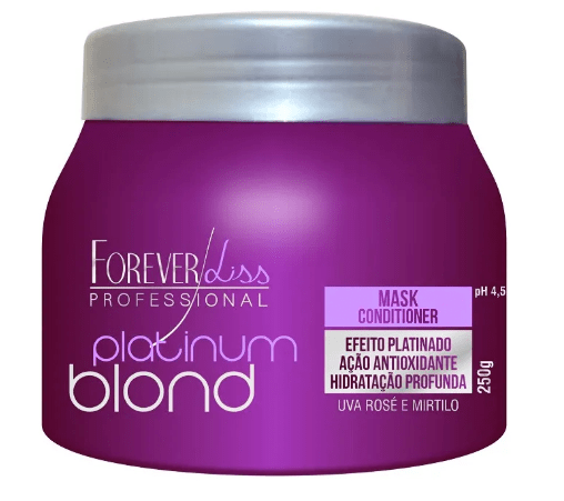 Forever Liss Platinum Blond Hair Mask Conditioner  250g - Keratinbeauty
