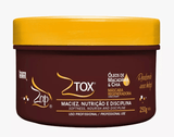 Hair Botox Zap Ztox Macadamia Oil And Chia 250g - Keratinbeauty