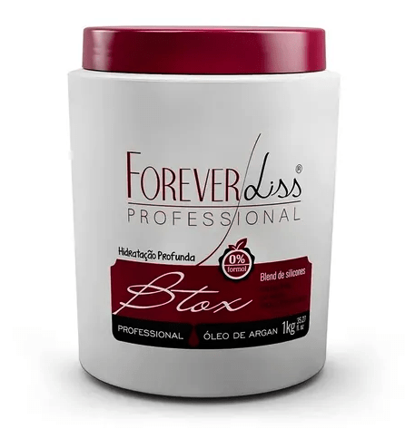 Hair Btox Forever Liss Argan Oil 1kg