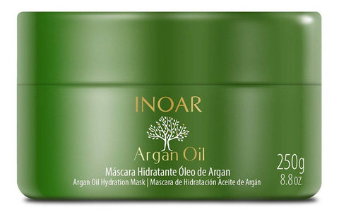 INOAR ARGAN OIL BALANCE MASK TREATMENT - 250G