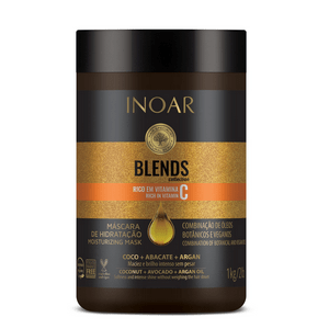 INOAR BLENDS COLLECTION MASK 1KG - Keratinbeauty