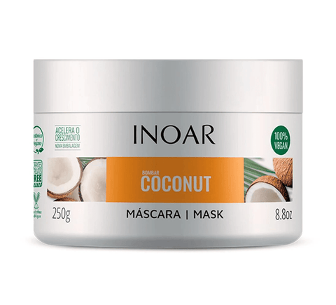 Inoar Bombar Coconut Nutrition Mask 250g