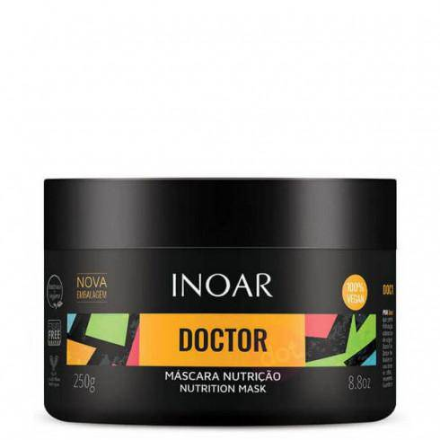 Inoar Doctor Hair Nursing Mask 250g - Keratinbeauty