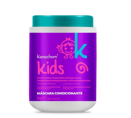 Kanechom Kids Hydration & Shine Hair Mask 1KG - Keratinbeauty