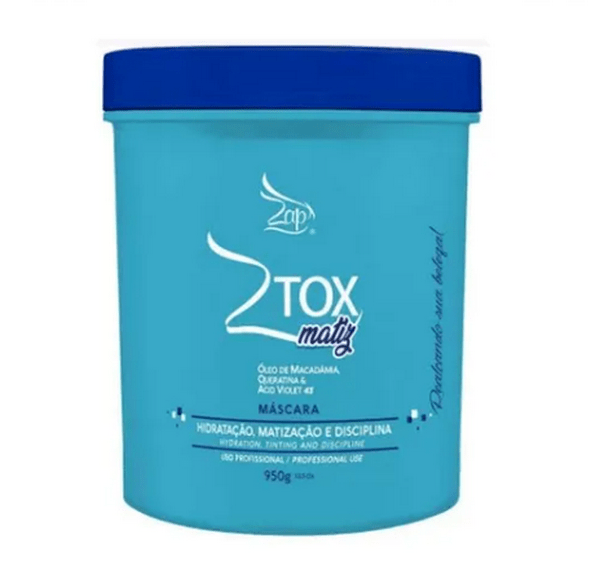 Zap Ztox Purple Botox For Hair  950g - Keratinbeauty