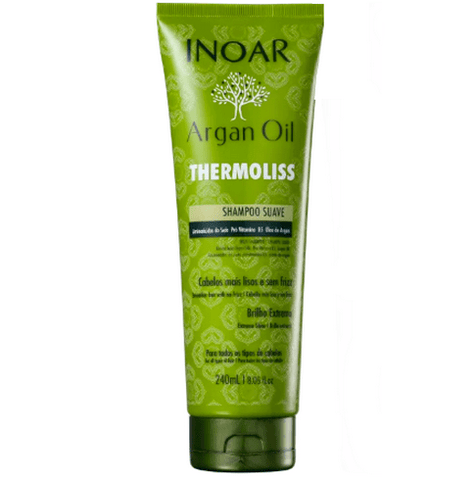 Inoar Argan Oil Thermoliss Soft Shampoo 240ml