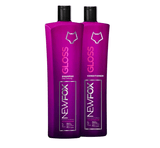 NEW FOX GLOSS HAIR SMOOTHING KERATIN TREATMENT  KIT 33,81fl.Oz. - Keratinbeauty