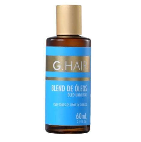 GHair Blend Capillary Oil 60ml - Keratinbeauty