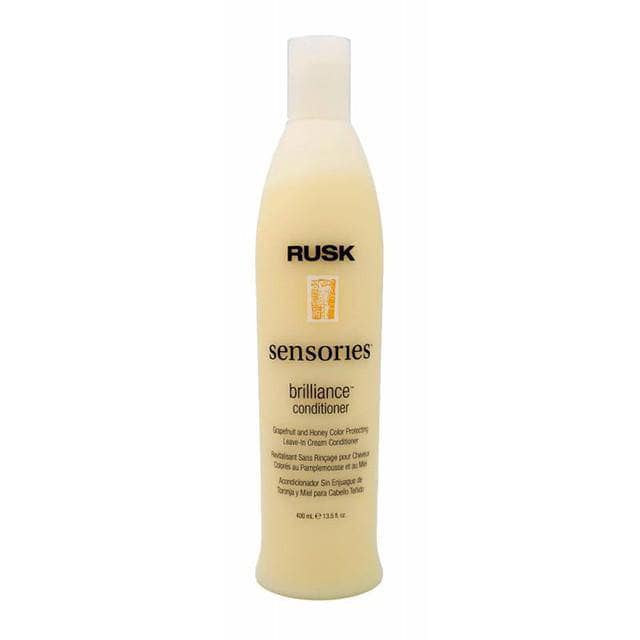 RUSK SENSORIES BRILLIANCE CONDITIONER 400ml 13.5fl/Oz.