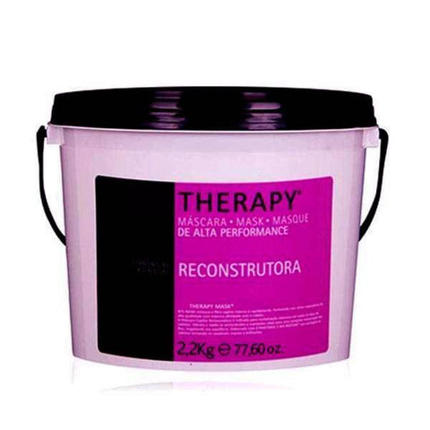 HAIR BOTOX SMOOTHING KB THERAPY  MASK SALON TECH  2,2kg 77fl oz