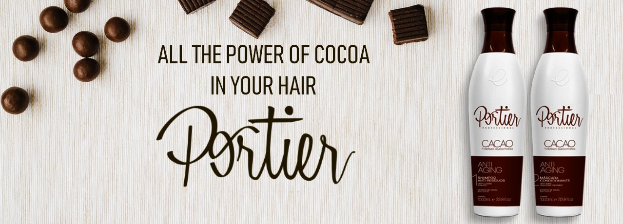 PORTIER CACAO SMOOTHING TREATMENT