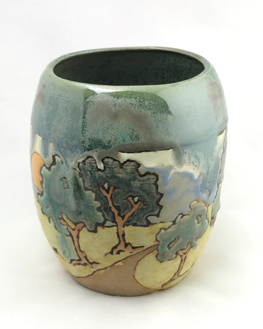 A Path Through the Trees | Taira Wiggins | Sweet Earth Pottery