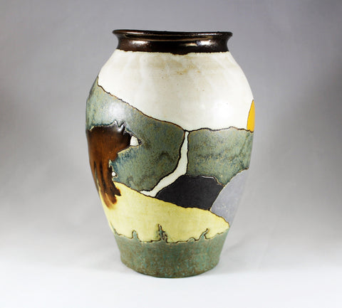 Bears in the Park | Taira Wiggins | Sweet Earth Pottery