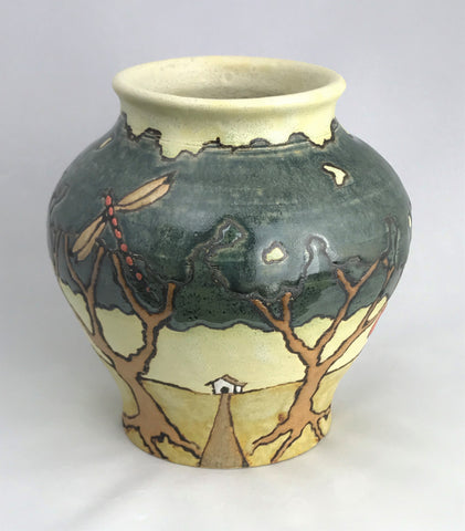 A Walk Through the Woods, in small | Taira Wiggins | Sweet Earth Pottery