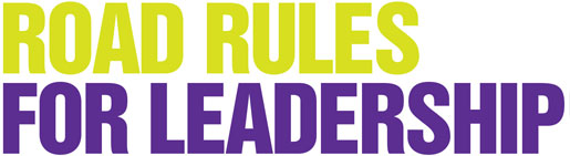 Road Rules for Leadership